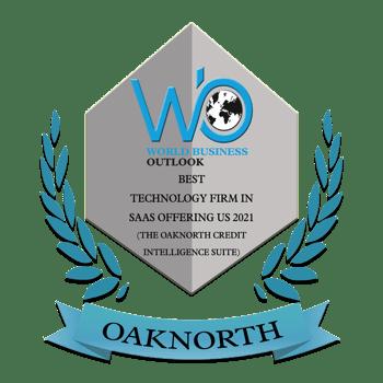 Oaknorth Awards logo 2021 2